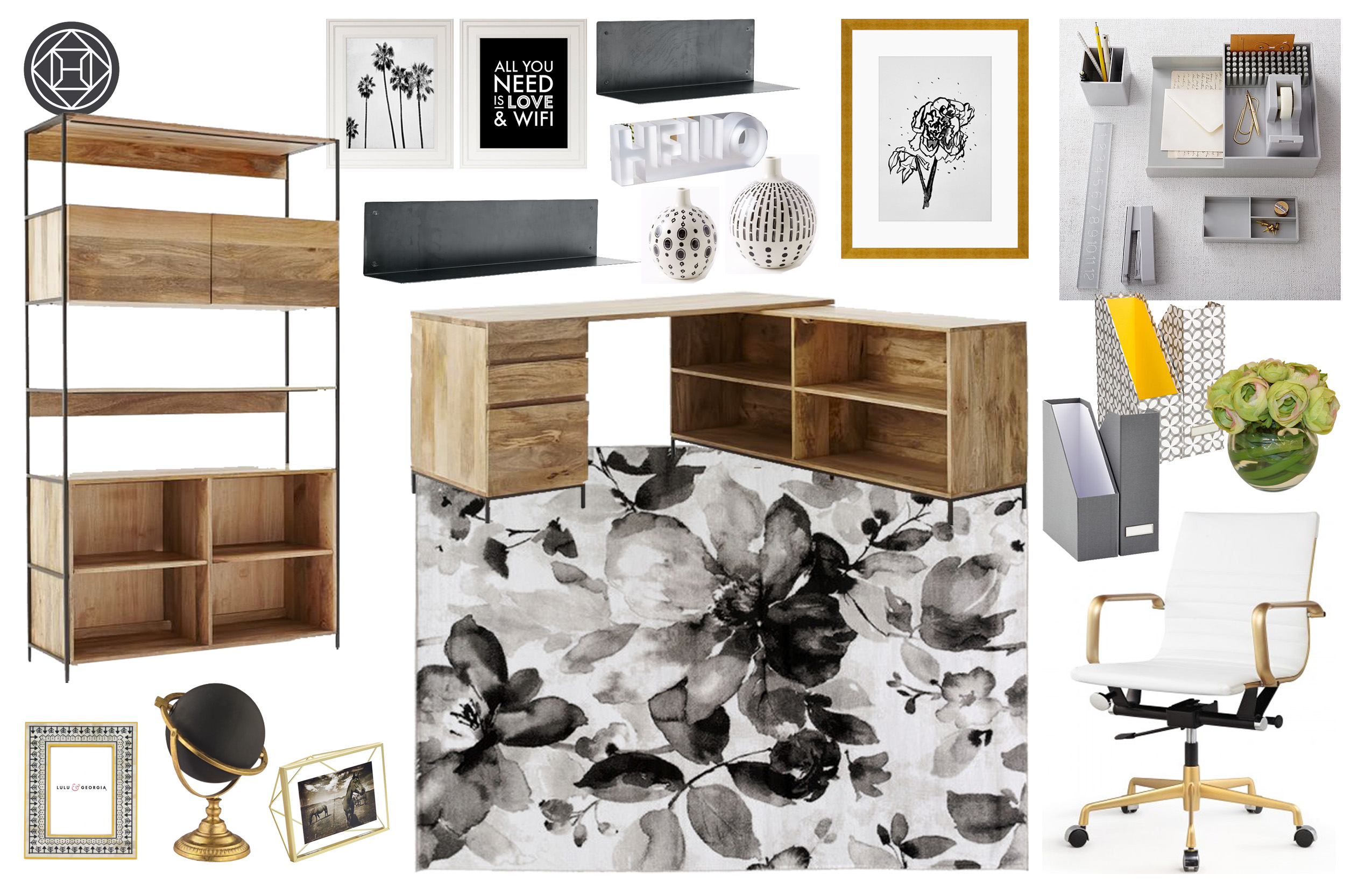 Heather Stammen Office Concept 1