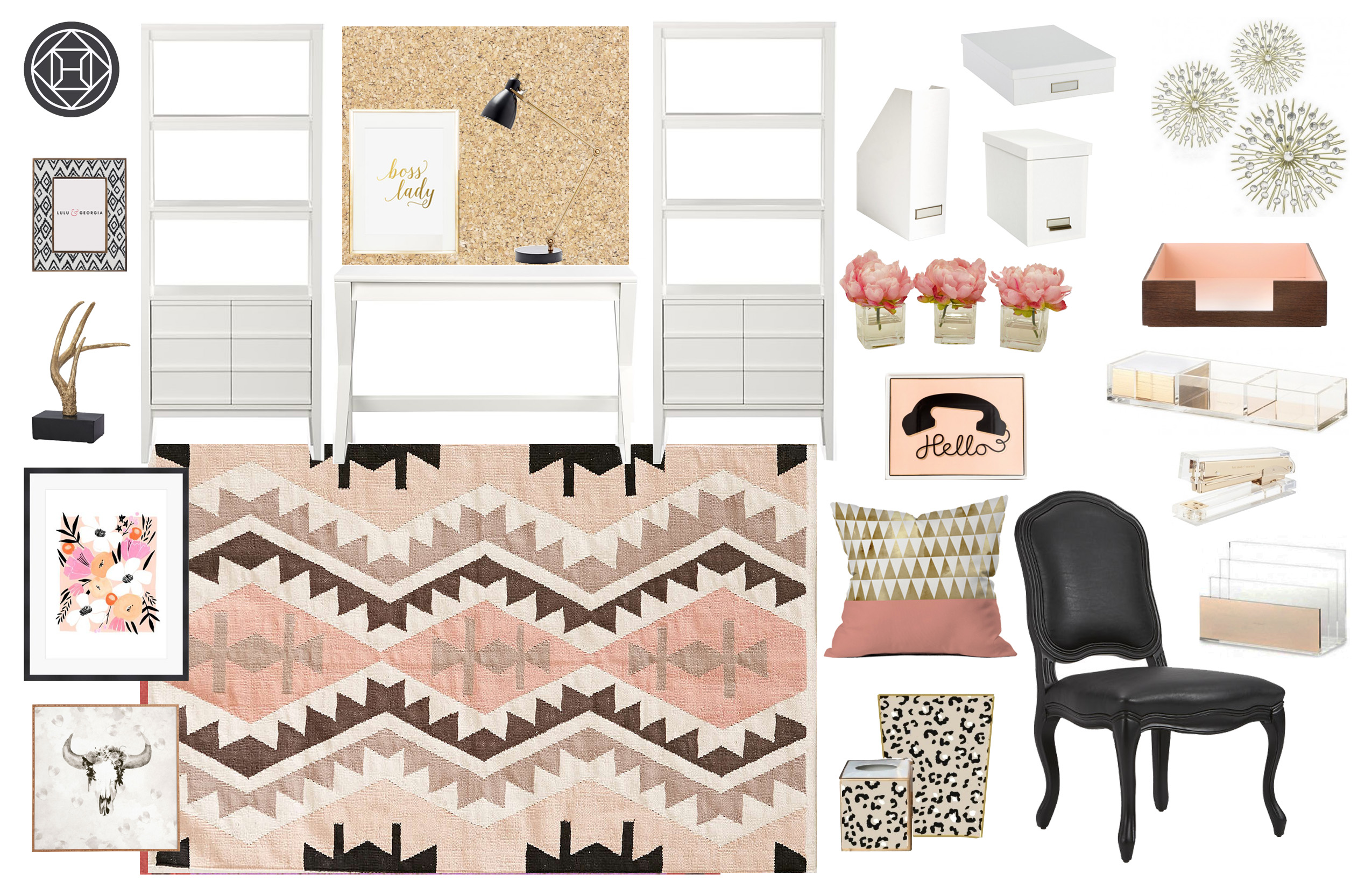 Heather Stammen Office Concept 2